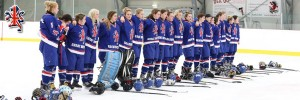 GB U18 Women v Hungary @ Igloo Ice Arena | Granada | Andalusia | Spain