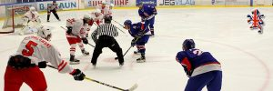 GB U20 v Korea @ Dumfries Ice Bowl | Dumfries | Scotland | United Kingdom