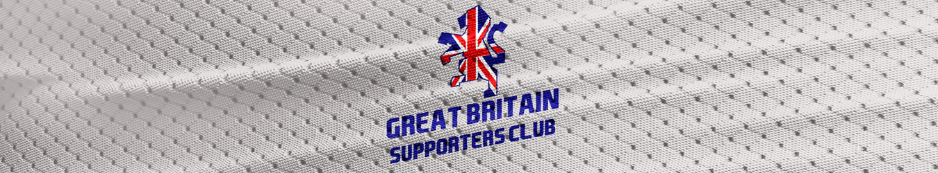 Great Britain Supporters Club - Home of the Fifth Line