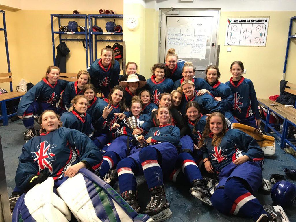 GB U18 Women - November 2018